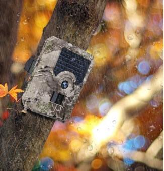 Trail camera voor buiten, draadloos en werkt op batterijen