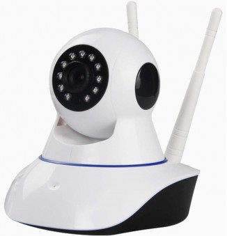 Full-HD Wifi IP-camera te bedienen via de Livevision app