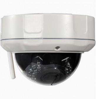 HD dome wifi camera, varifocaal voor binnen