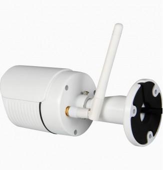 2x 2MP wifi camera voor buiten + 8 kanaals NVR