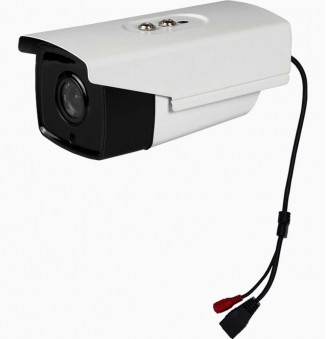 Starlight 1.3MP IP beveiligingcamera, kleur 's nachts!