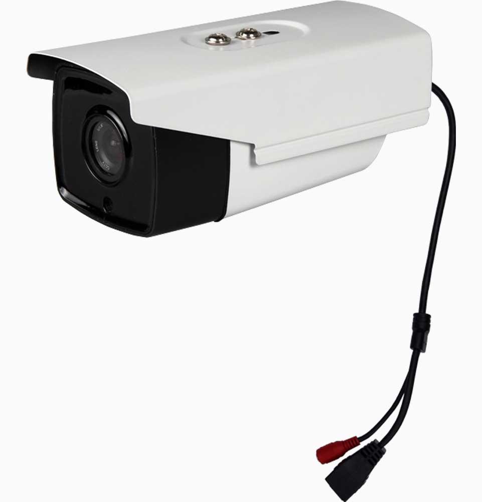 1.3MP starlight IP beveiligingcamera, kleur 's nachts!